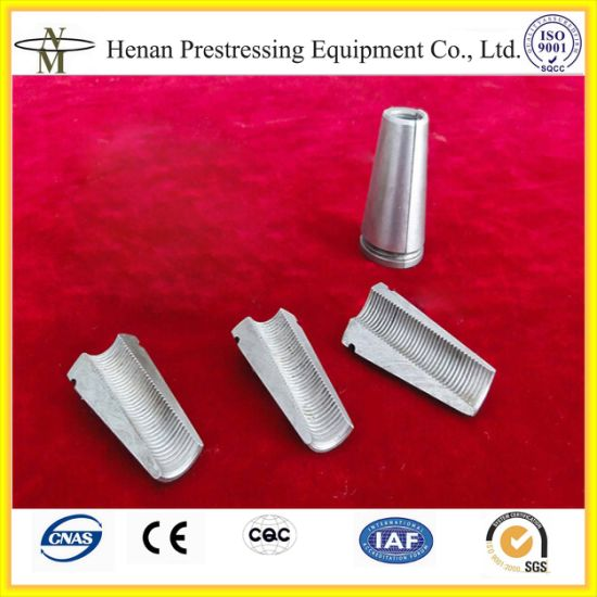 Prestressing Material of Cnm-Yjm-J Prestressed Tensioning Wedges