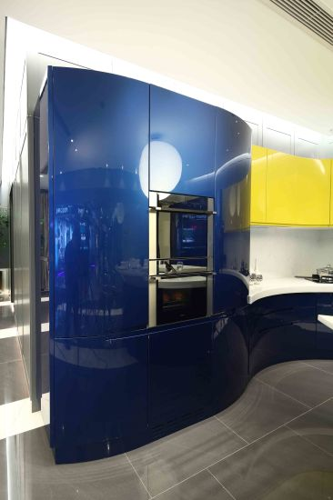 2015 Welbom Modern Design Lacquer New Kitchen pictures & photos