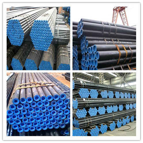 ERW Steel Pipe for Gas & Oil pictures & photos
