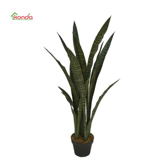 Wholesale Natural Looking Artificial Agave Artificial Tropical Plants for Home Arrangement