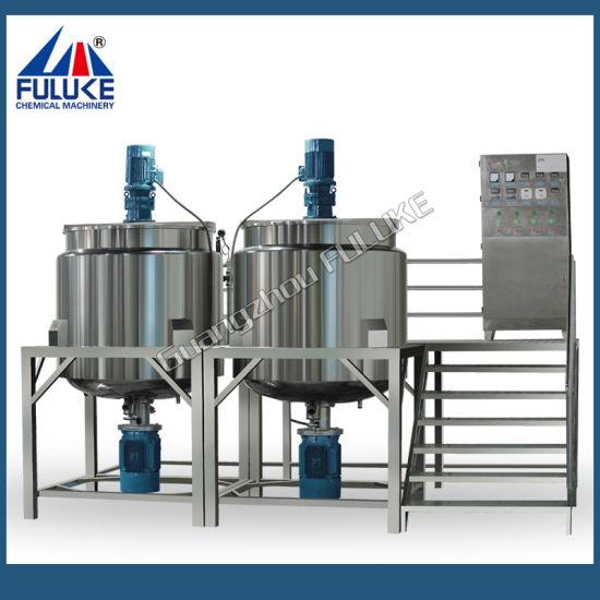 Fmc Stainless Steel Industrial Liquid Mixer