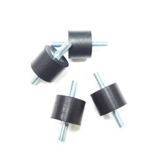 M6 Rubber Vibration Isolators/Rubber Anti Vibration Mount