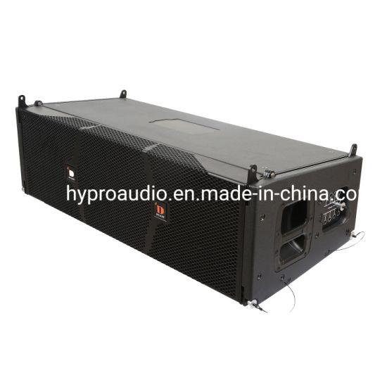 Diase PRO Audio HD212 Dual 12 Inch Three Way Line Array Professional Speaker