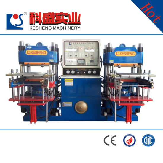 Hydraulic Press Machine for Rubber Wrist Band O-Ring Products (KS300HF) pictures & photos