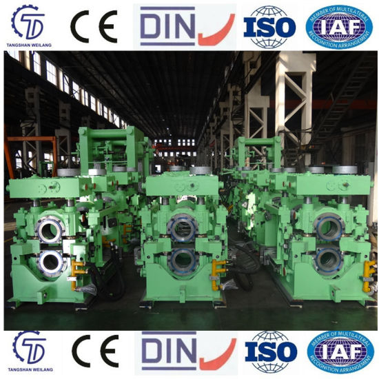 2-Hi Rolling Mills Used for Plate
