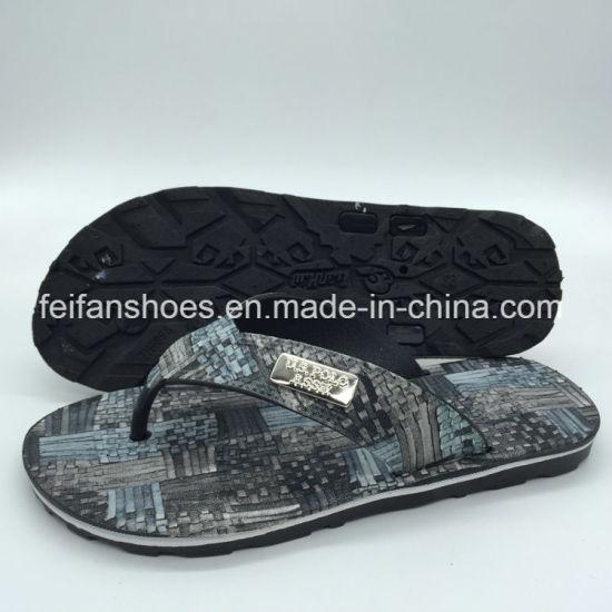 e280a8d0e41f Comfortable Men Slippers Adults Sandals Beach Flip Flops (FCL898+15)  pictures   photos