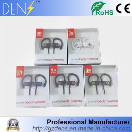 China Bass Subwoofer Stereo Bluetooth Headphone Powerbeats3 Wireless Earphone Beats China Powerbeats3 Earphone And Beats Earphone Price