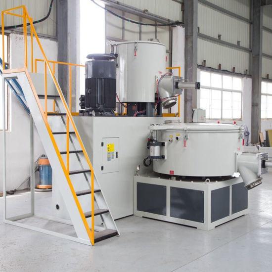 High Speed PVC PE PP Plastic Raw Material Powder Vertical / Horizontal Mixer / Mixer Machine/Mixing Machine