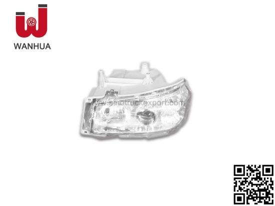 Sinotruk HOWO Headlight Assembly (WG9719720005) (WG9719720006) Truck Spare Parts pictures & photos