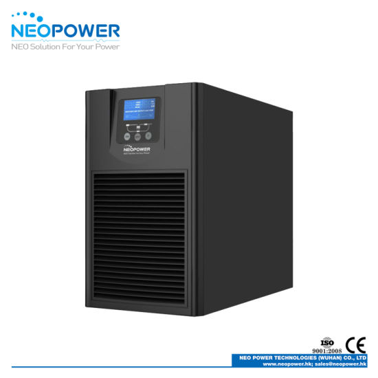 Single Phase Online UPS 3kVA for Home Appliances