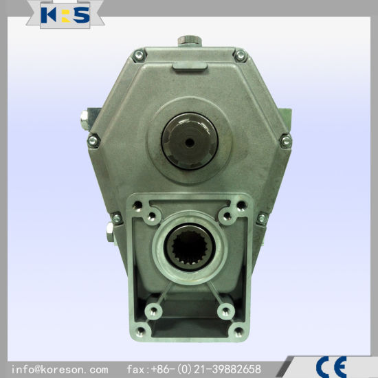 Gearbox Km7105 for Agricultural Tractors' Pto