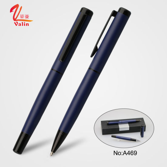 New Style Promotional Metal Pen for Business Gift pictures & photos