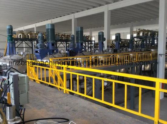 China Pesticides Sc Complete Production Line