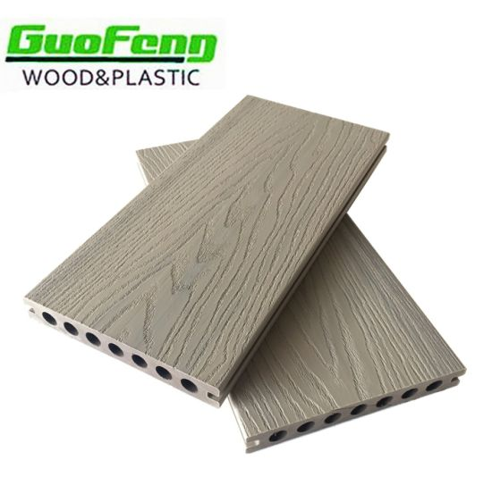 China Plastic Wood Floor Outdoor Good Quality Laminate Stairs