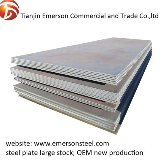 ASTM A572 Gr. 50/Q345b Hot Rolled Steel Plate Carbon Structural Steel Sheet