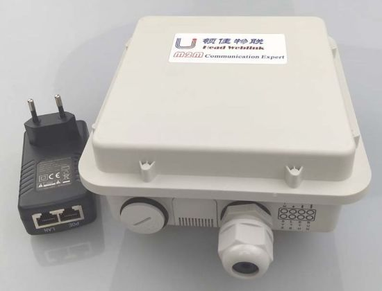 One LAN Port 4G Outdoor Router with Active Auto Connect and 2*2 4G/WiFi  MIMO Antenna
