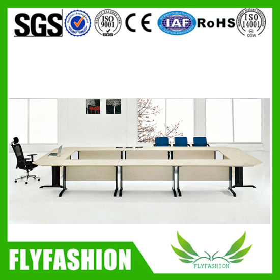 China Half Round Design Office Desk Conference Table OD - Half circle conference table