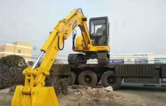 Good Quality Excavator Fr60e for Sale pictures & photos