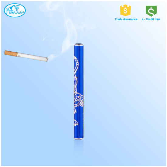 USB Slim Cigarette Lighter with Different Colors pictures & photos