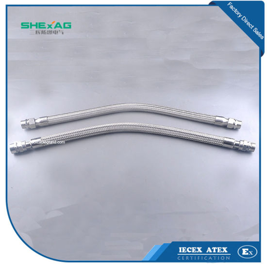 Flexible PVC Connection Pipe  sc 1 st  Yueqing Sanhui Explosion-Proof Electrical Co. Ltd. & China Flexible PVC Connection Pipe - China Stainless Steel Plumbing ...