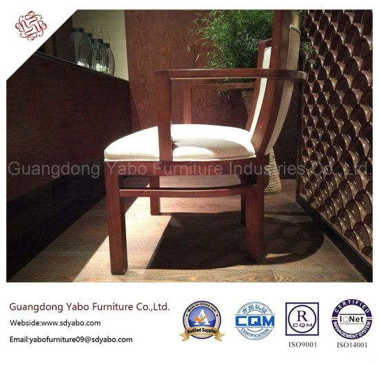 Creative Restaurant Furniture With Solid Wood Armchair (YB E 6)