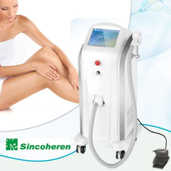 OEM & ODM New Arrival 20-70j / Cm2 Salon Use 808nm Diode Laser Hair Removal Machine/Laser Hair Removal pictures & photos