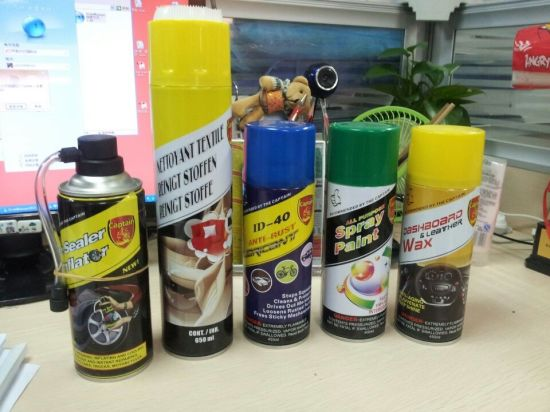 Emergency Tire Repair Spray pictures & photos