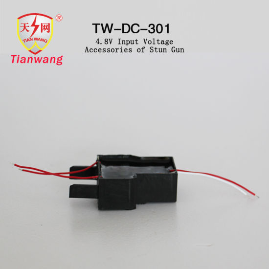 4.8V to 28000V High Voltage Transformer for Stun Gun pictures & photos