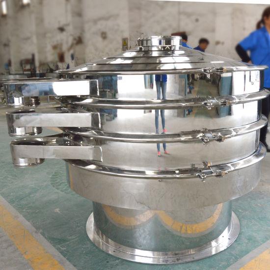 Food Grade Stainless Steel Powder Vibro Screen