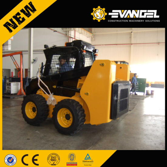 China Hot Sale Mini Skid Steer 200kg Loader Hy380 with Good Quality pictures & photos