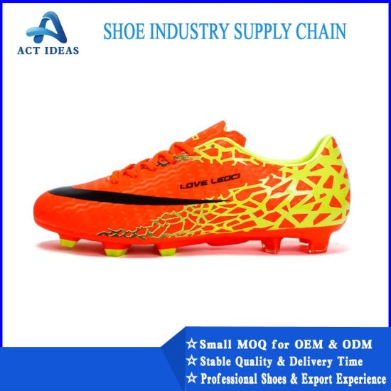 Soccer Shoes Man, China Factory