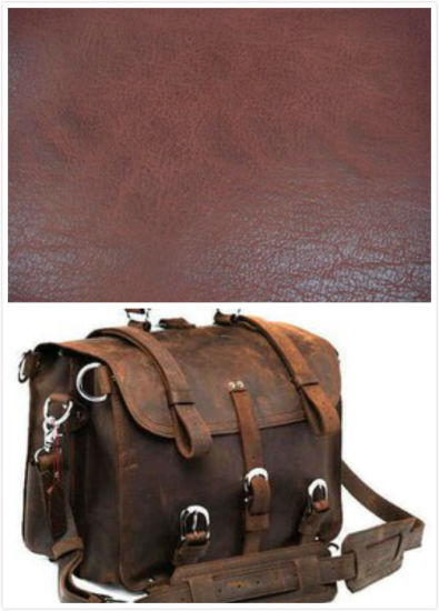 PU PVC Synthetic Leather for Bags pictures & photos