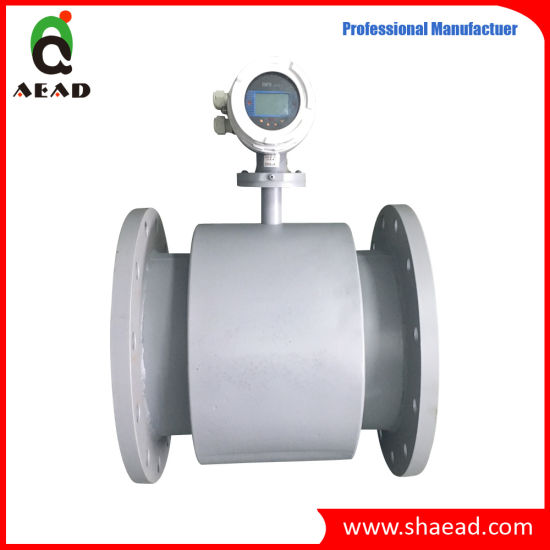 All Stainless Steel Elctromagnetic Flow Meter pictures & photos