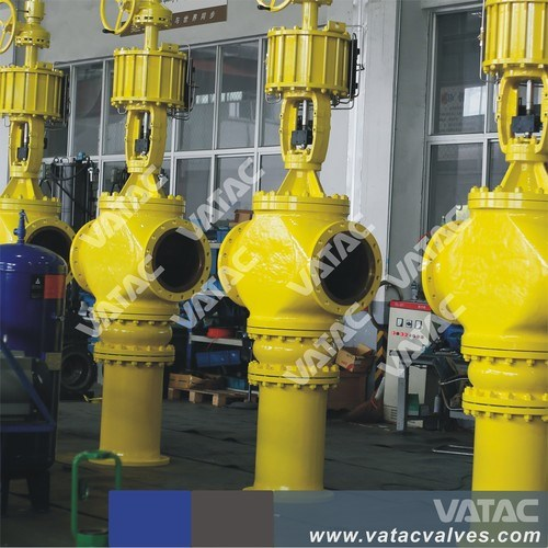 Top Guide Single Seated Globe Control Valve From Wenzhou pictures & photos