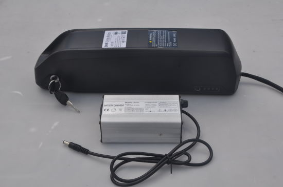 13s4p 48V 13.2ah Polly-01 Lithium Battery Pack Lithium Battery Pack Lithium Battery Down Mounted Battery Power Rechargeable Battery with Switch 18650 33G Cells