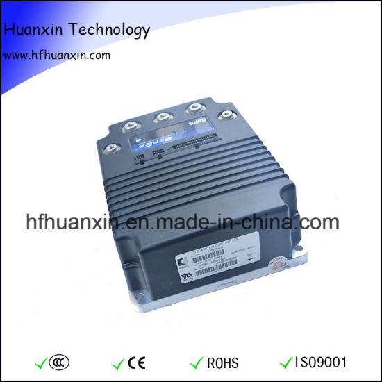 China high quality curtis 1268 5403 dc motor controller for Dc motor controller for electric car