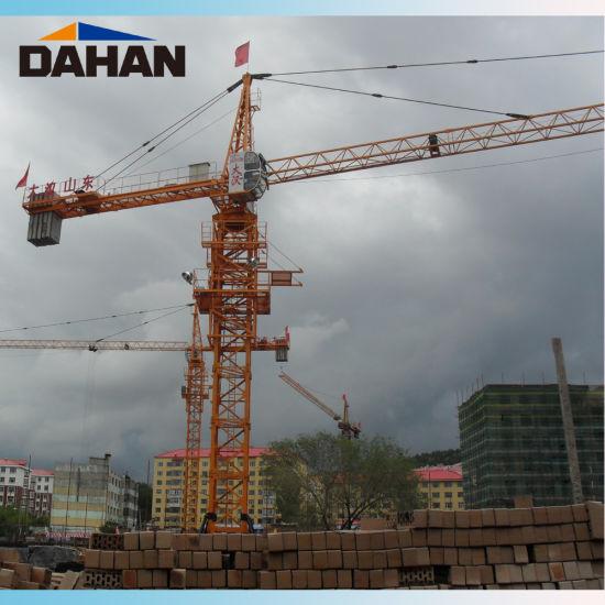 Qtz125 (6015) Topkit Tower Crane with Good Quality