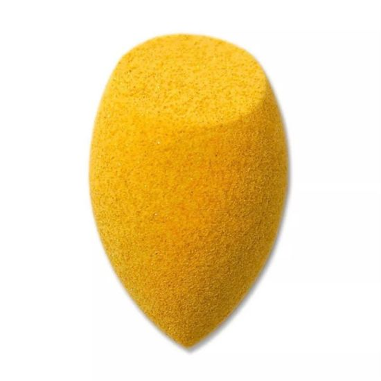Non-Latex Hydrophilic Makeup Sponge with Gold Powder pictures & photos