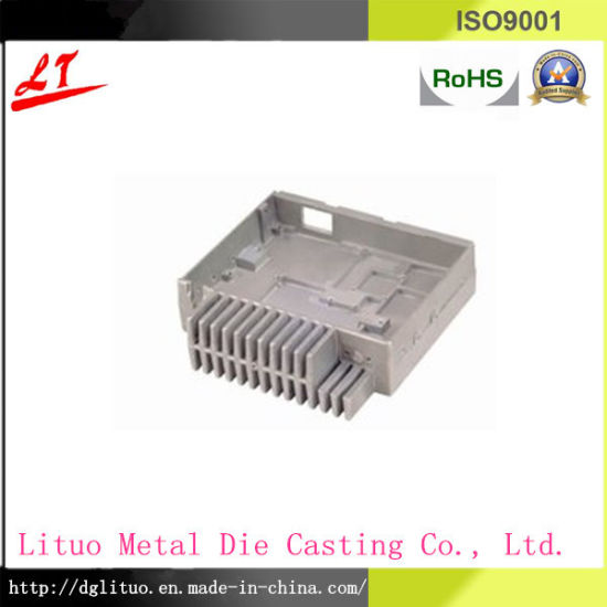 Pressure Zinc Alloy Die Casting for Smart Electronic Device Panel