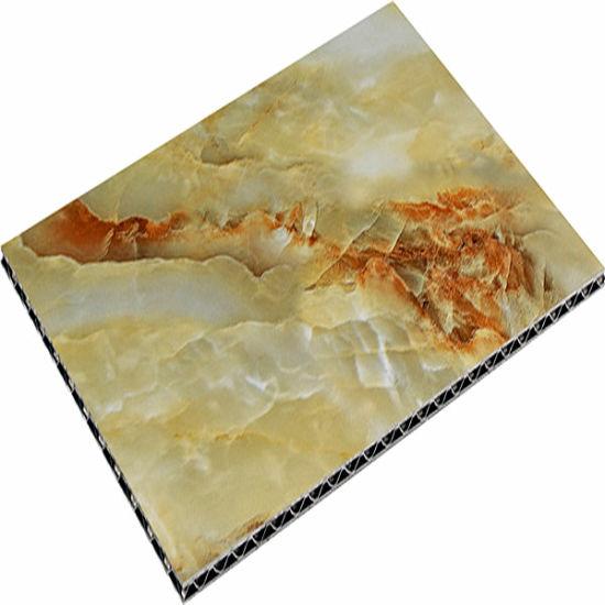 Multiple Stone Designs Sandwich Panel ACP Wall Panel Aluminim Composite Panels