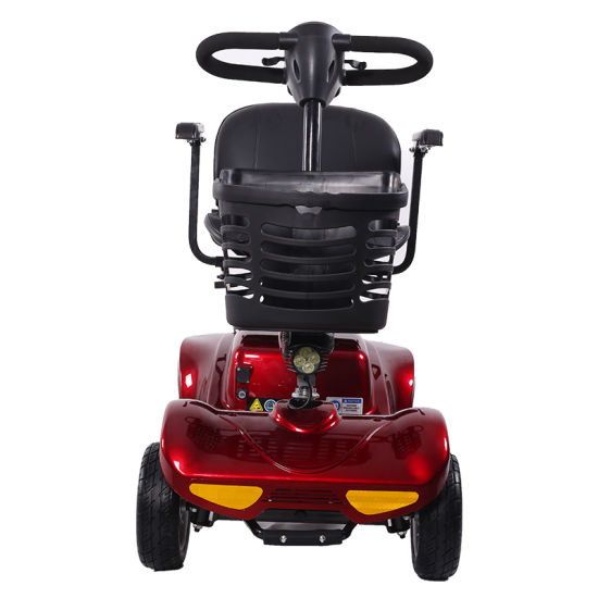 Four Wheel Electric Mobility Scooter for Handicapped