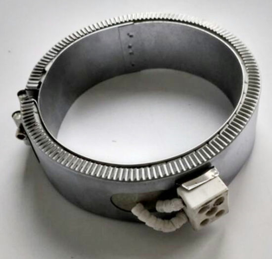 Industrial Use Ceramic Band Heaters