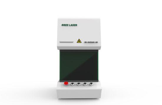 OREE Laser Fiber Laser Marking Printing Machine For Logo Printing