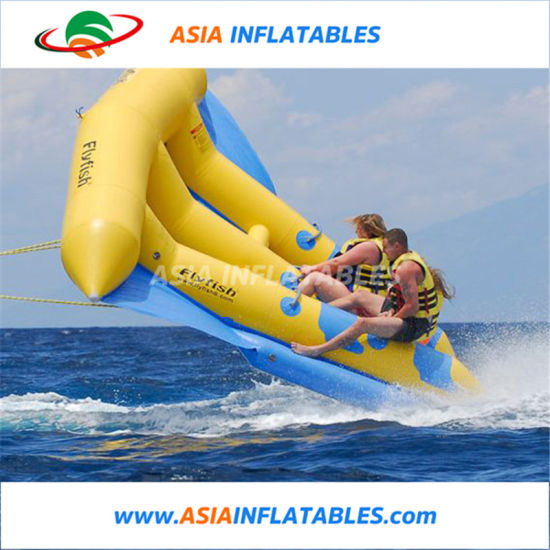 China Inflatable Fly Fish Water Games, Inflatable Surfing