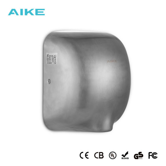 New Automatic Stainless Steel Hand Dryer, hotel hand dryers (AK2801)