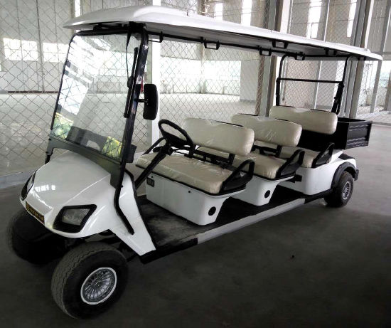 6 Seater Electric Powered Car for Resort