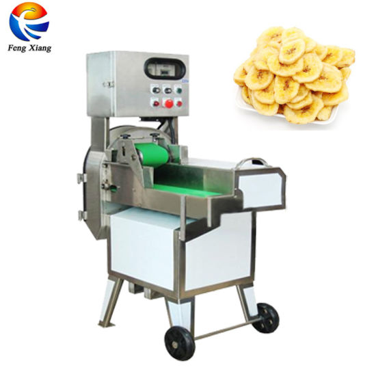 Automatic Coconut Flake Chips Cube Cutting Cutter Slicing Slicer Machine