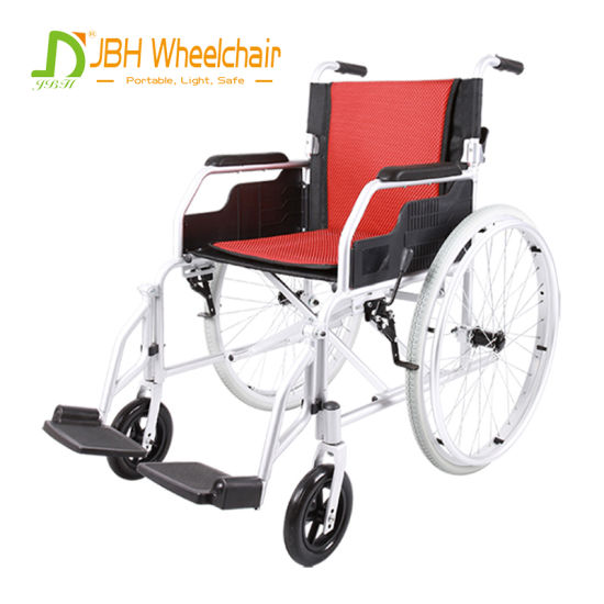New! ! ! Medical Used Lightweight Portable Manual Wheelchair Folding Quickly pictures & photos