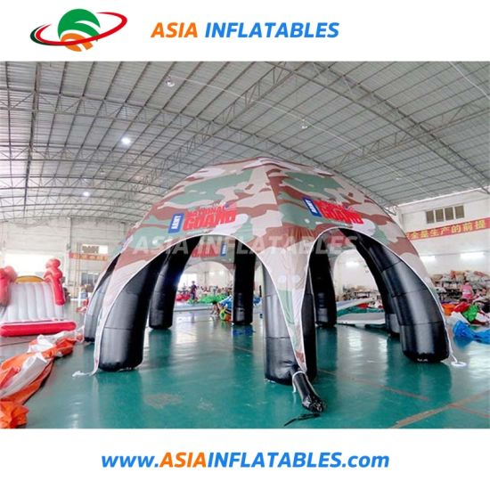 Inflatable Spider Tent / Inflatable Event Dome for Sale