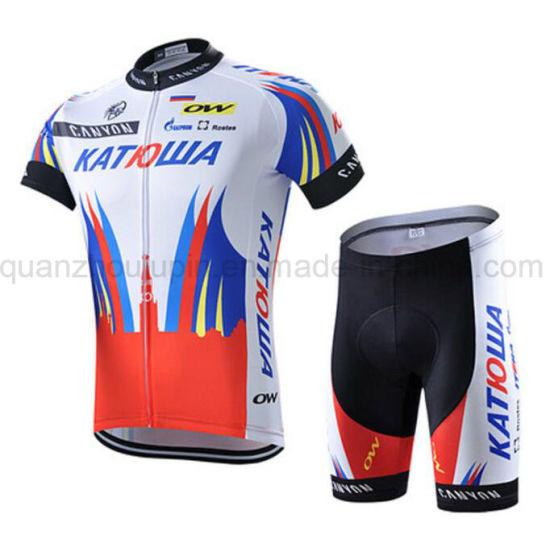 China OEM Polyester Summer Short Sleeve Cycling Clothes - China ... d11670868